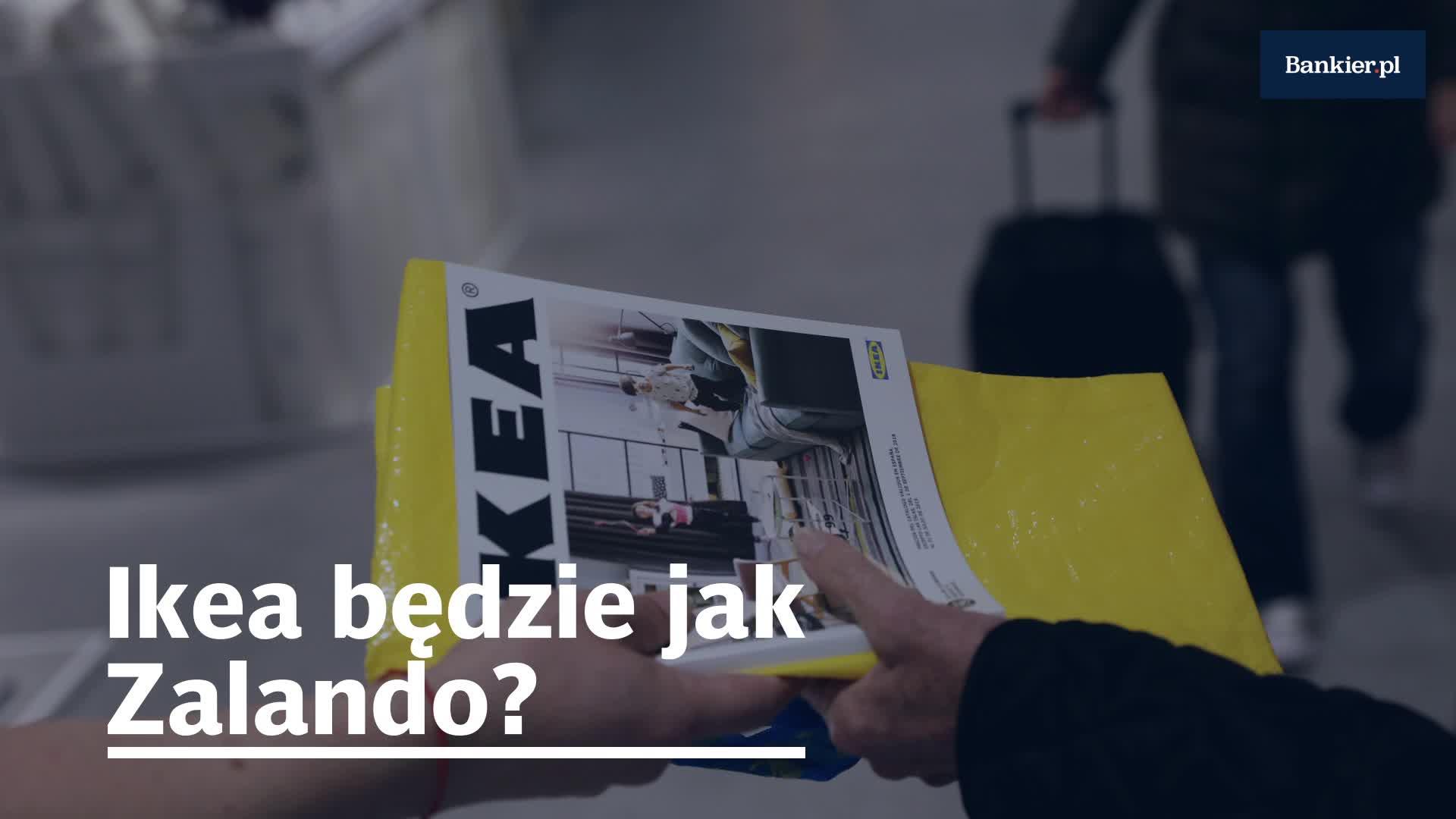 Ikea będzie jak Zalando?