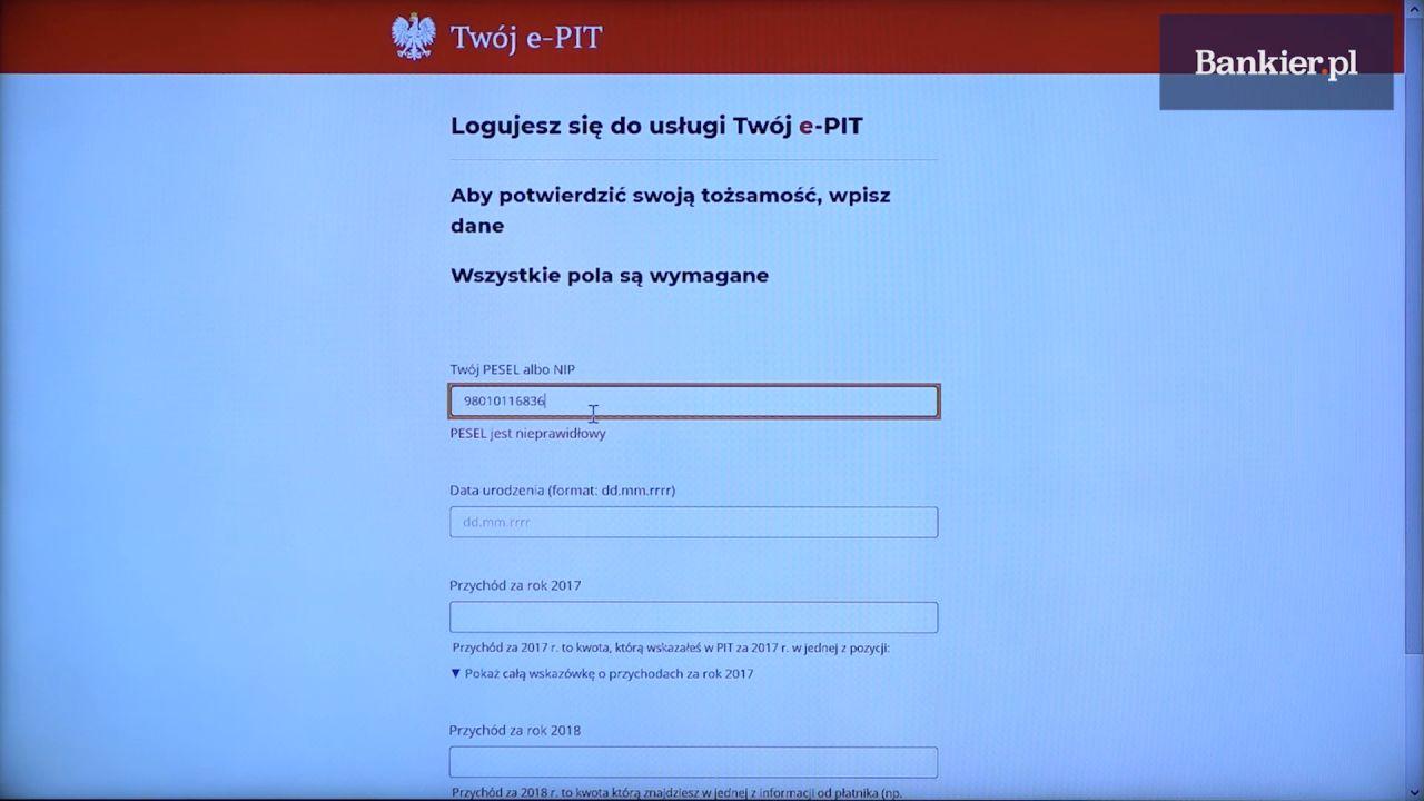 Jak zmodyfikować automatycznie wypełniony PIT? MF pokazuje (odc. 1)