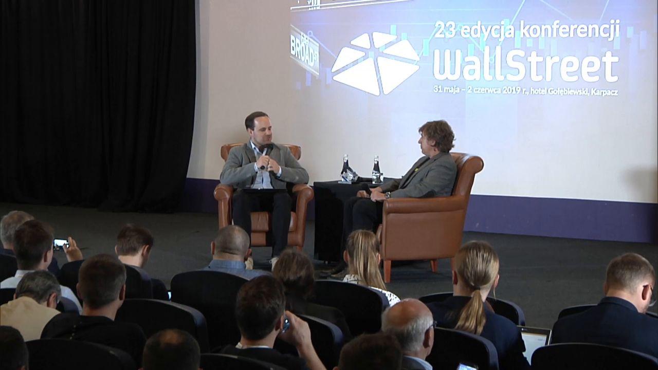 Wall Street 23: Spotkanie z Adamem Kicińskim