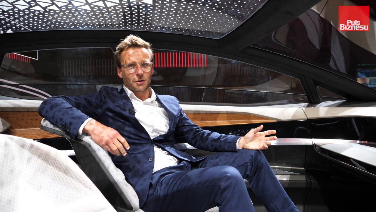 Projektant z Audi mówi o zmianach w motoryzacji