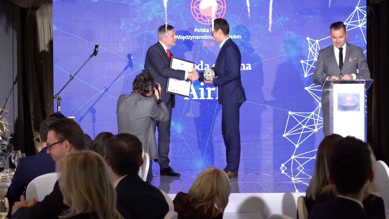 Polska Firma - Międzynarodowy Czempion 2019