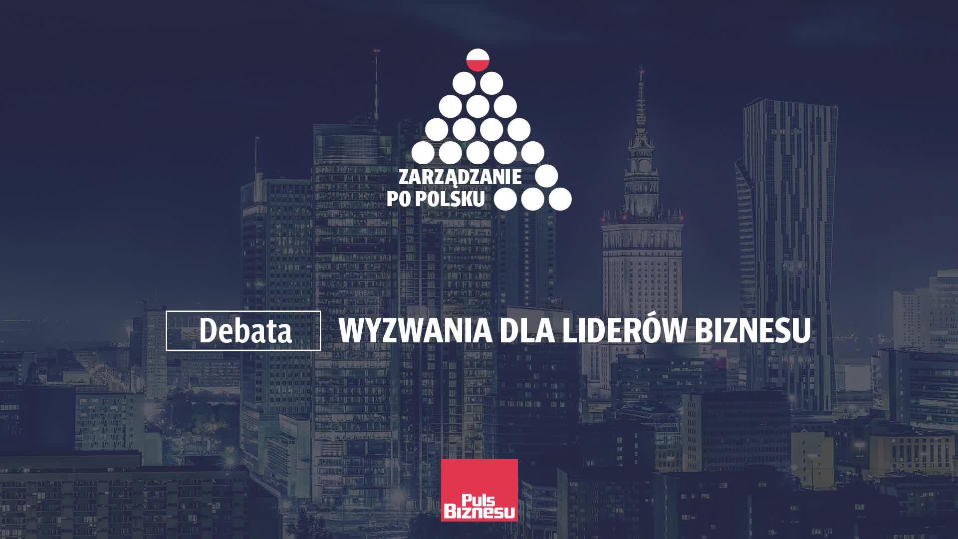 Debata: Wyzwania dla liderów biznesu