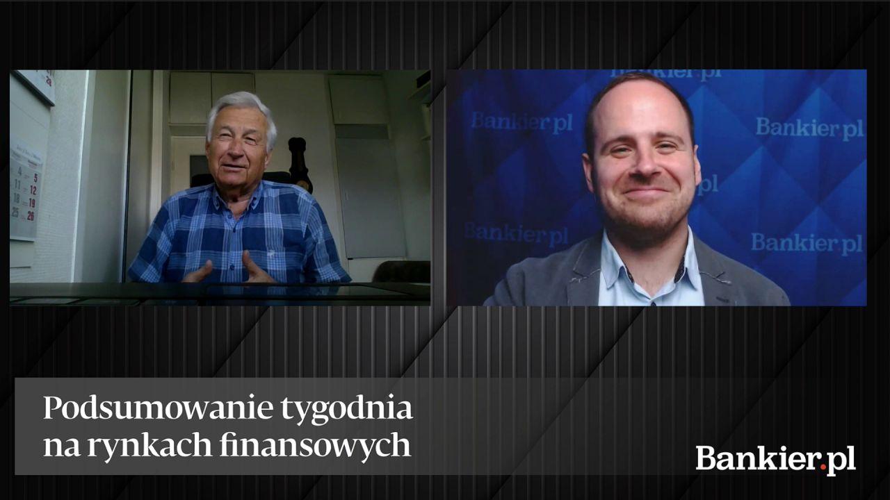 Kuczyński: Walutowa wojna na górze