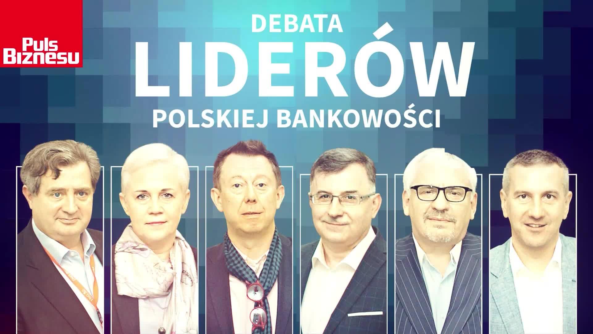 Debata Liderów Polskiej Bankowości