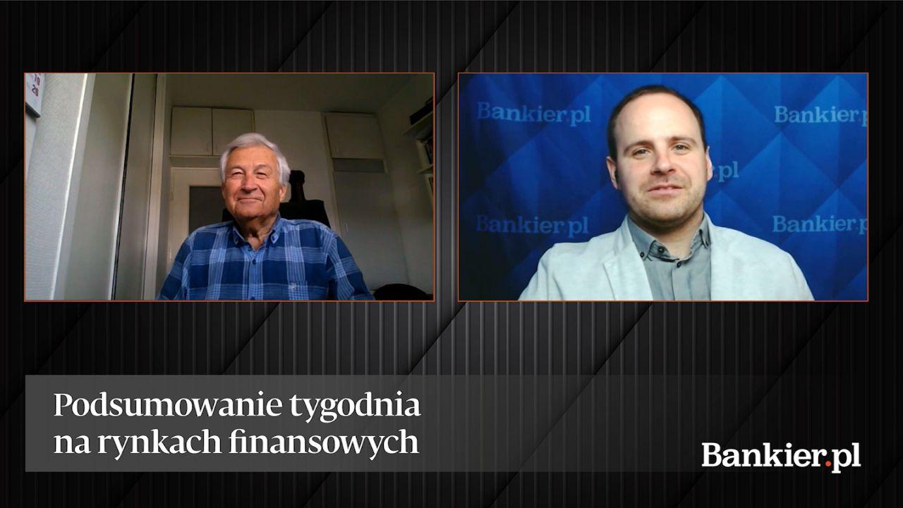 Kuczyński: Nad złotem już tylko niebo