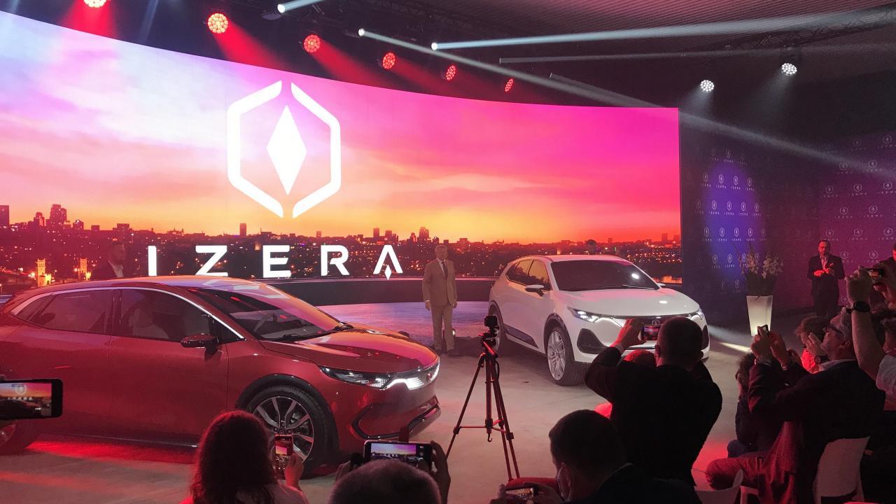 Oto Izera, czyli polski samochód elektryczny
