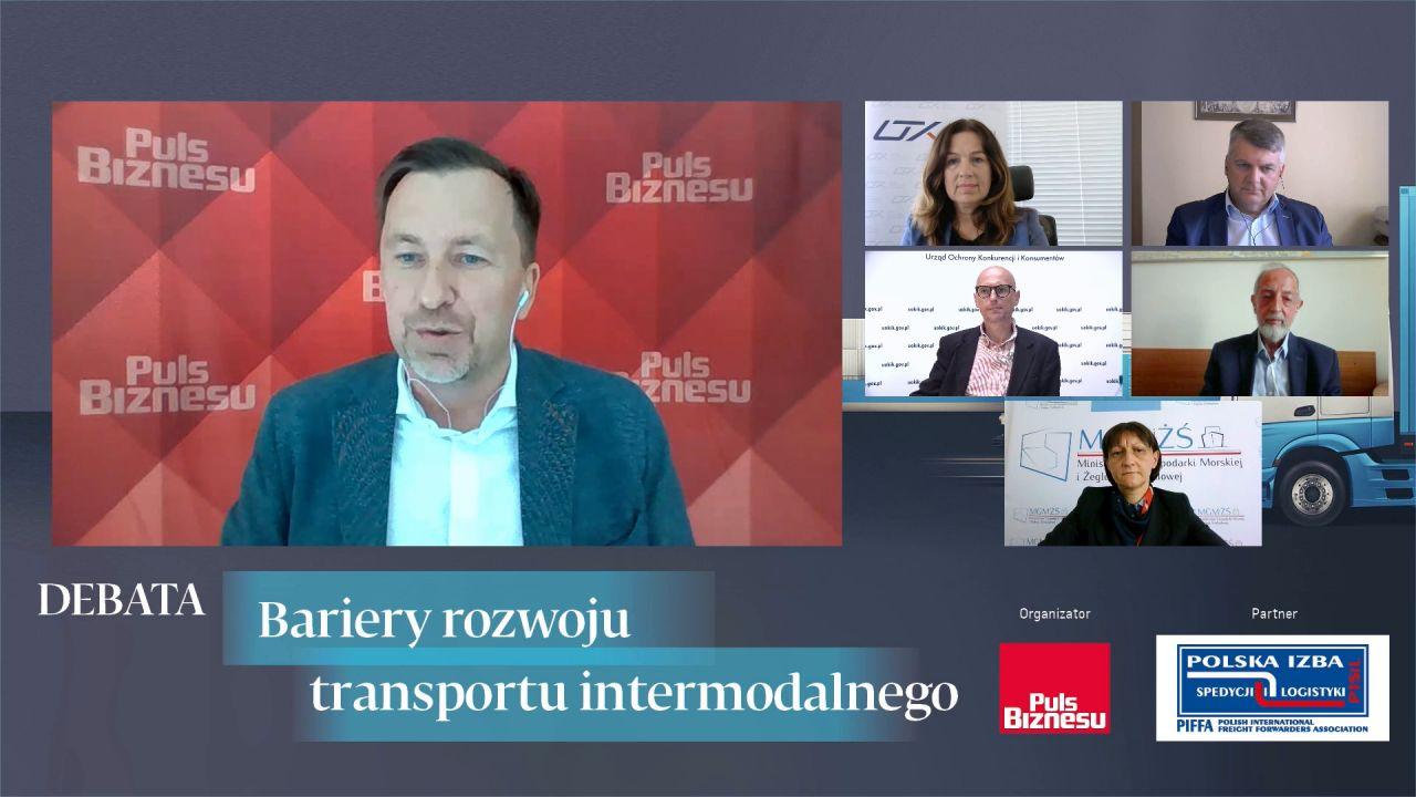 Bariery rozwoju transportu intermodalnego