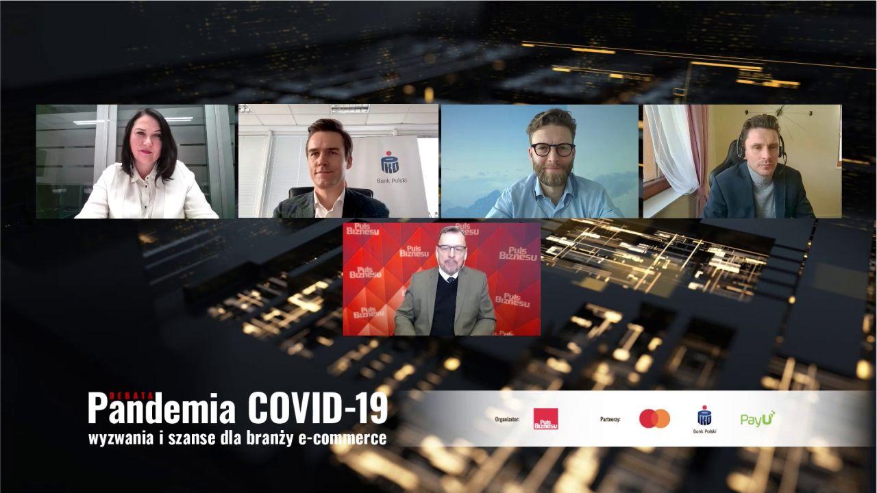 Debata: Pandemia Covid-19 - wyzwania i szanse dla branży e-commerce