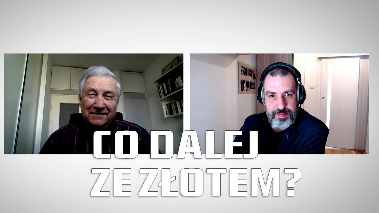 Kuczyński: Co dalej ze złotem?