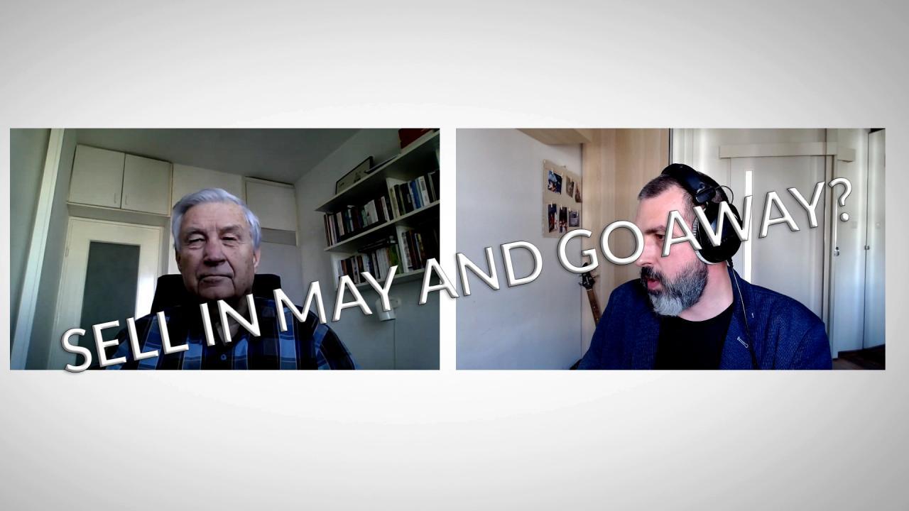 Kuczyński: Sell in may and go away?