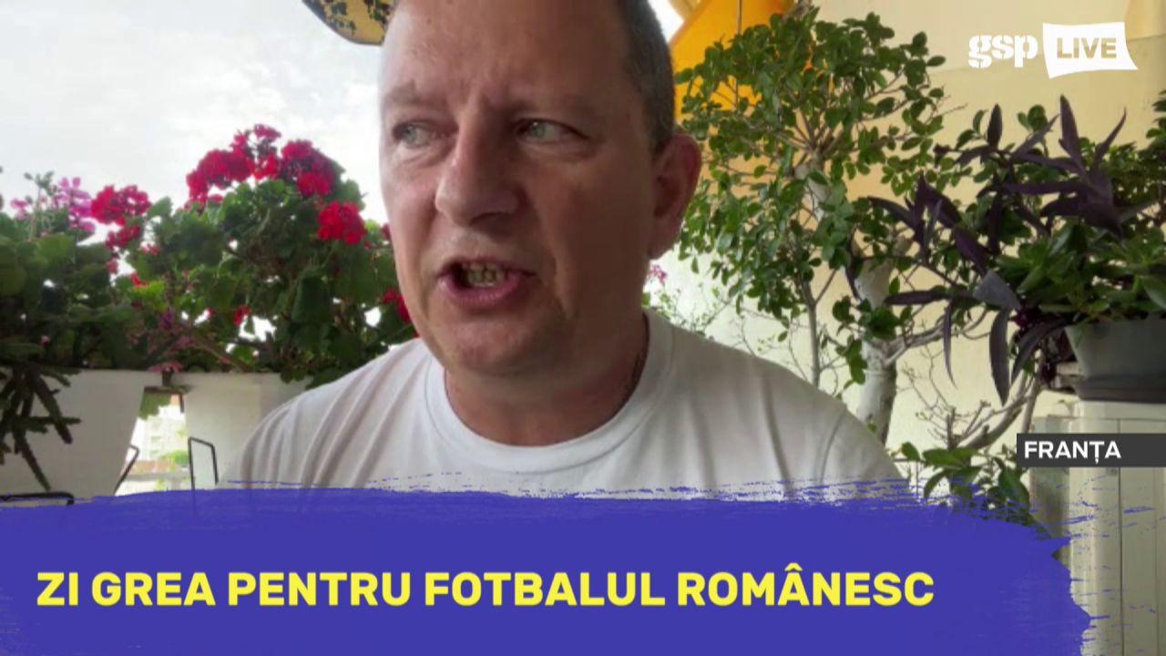 Ionuț Chirilă, despre situația actuală de la CSU Craiova, la GSP Live