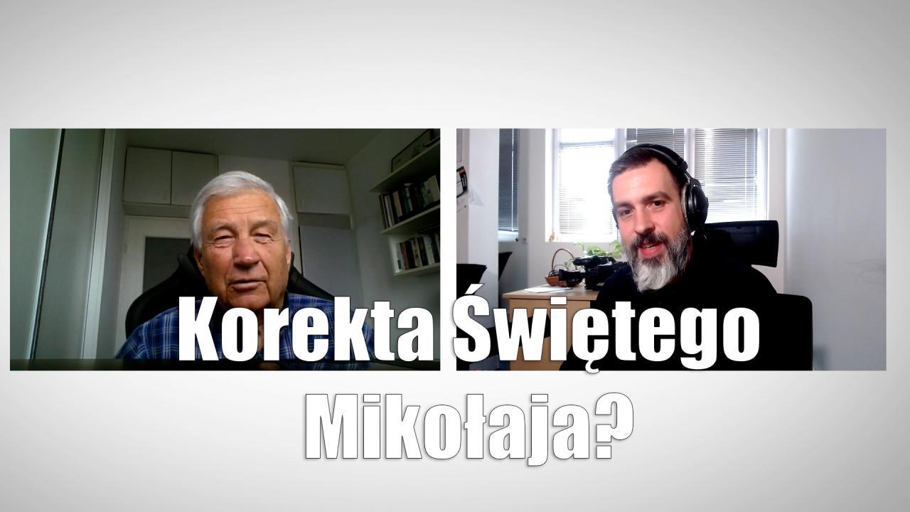 Kuczyński: Korekta Świętego Mikołaja?