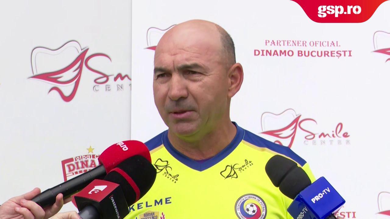 """Jean Vlădoiu a apreciat prestația """"tricolorilor"""" în Germania: """"Un meci echilibrat, chiar dacă diferența de valoare e mare"""" thumbnail"""