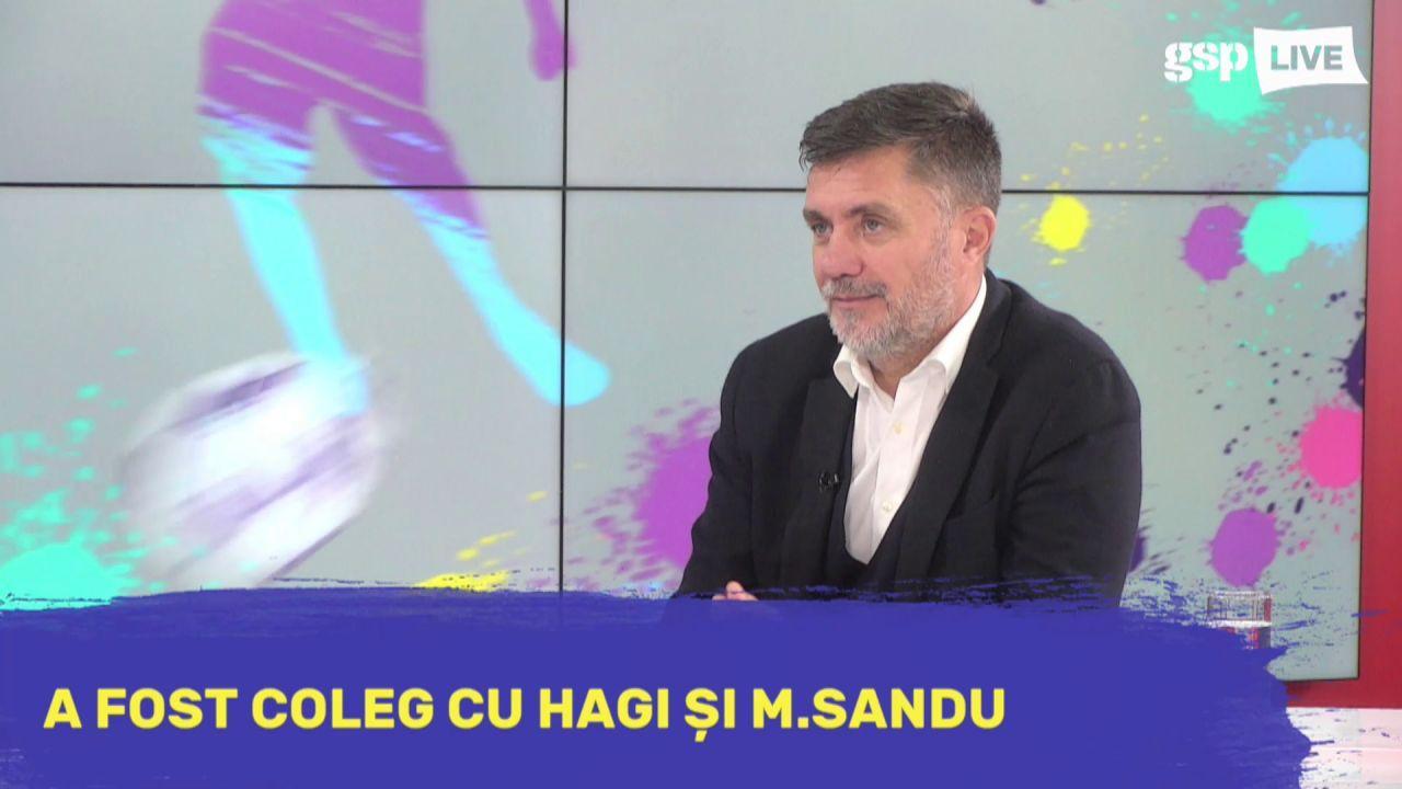 Lucian Burchel, anecdotă cu Gheorghe Hagi. De ce l-a supărat fostul mare internațional român
