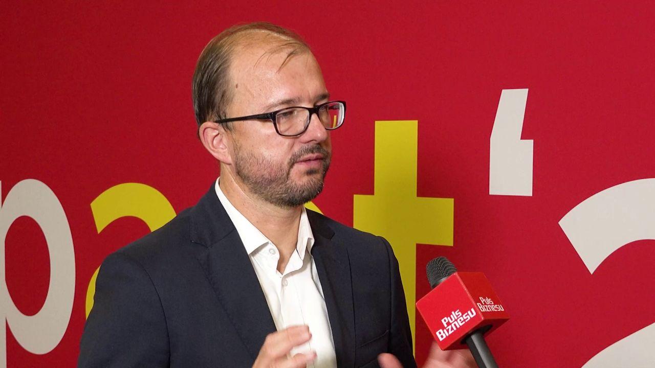Piotr Dardziński o planach Sieci Badawczej Łukasiewicz