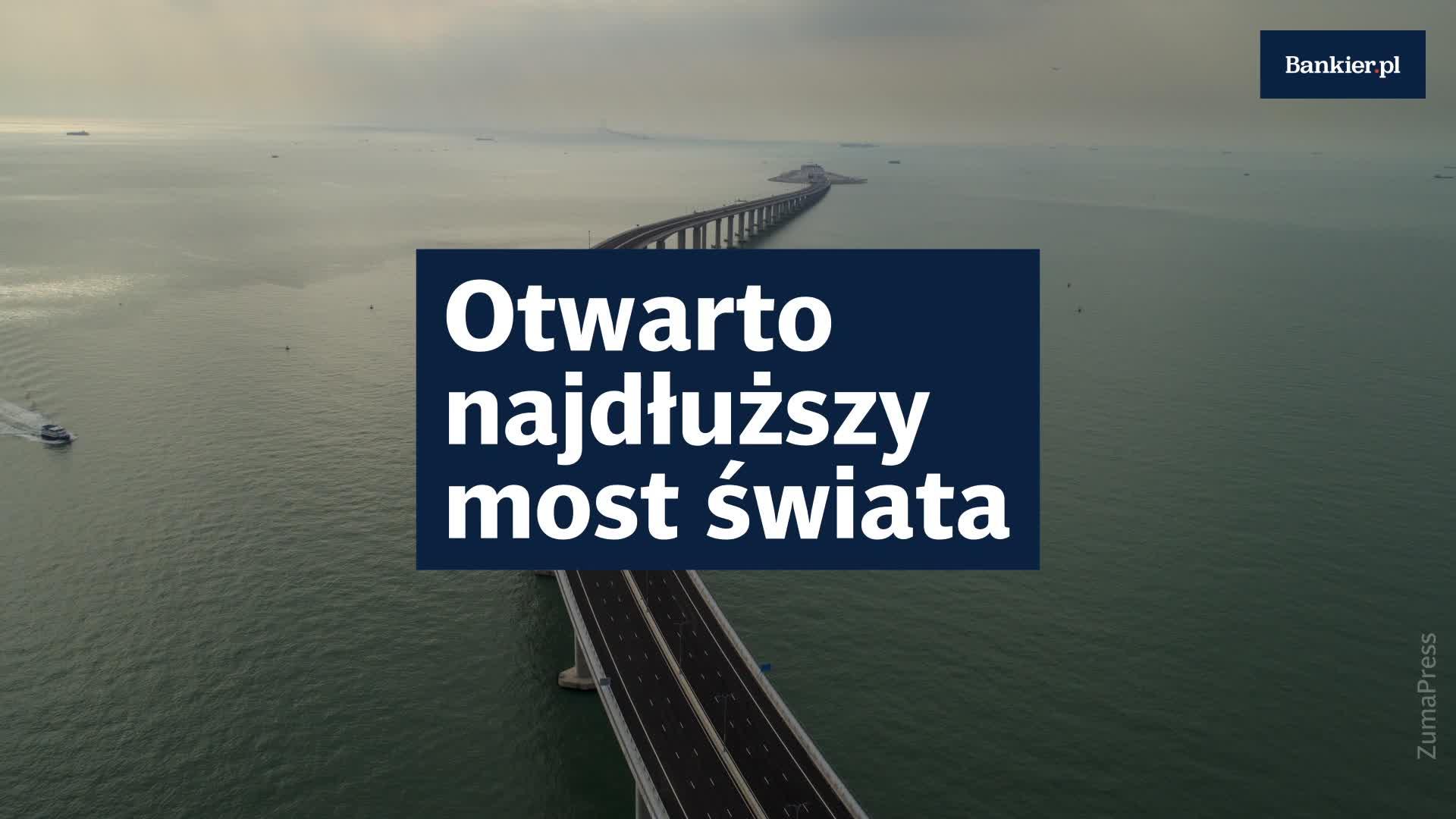 Otwarto najdłuższy most świata