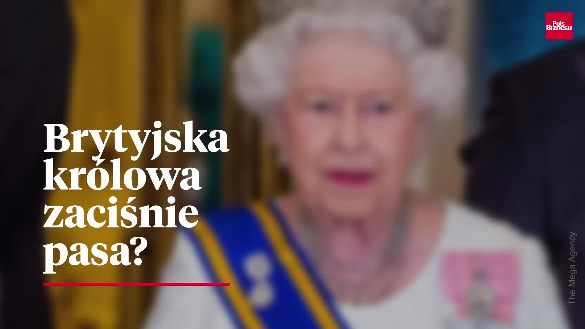 Brytyjska rodzina królewska będzie musiała zacisnąć pasa