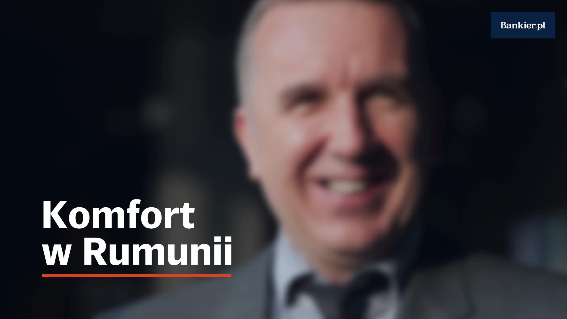 Komfort w Rumunii