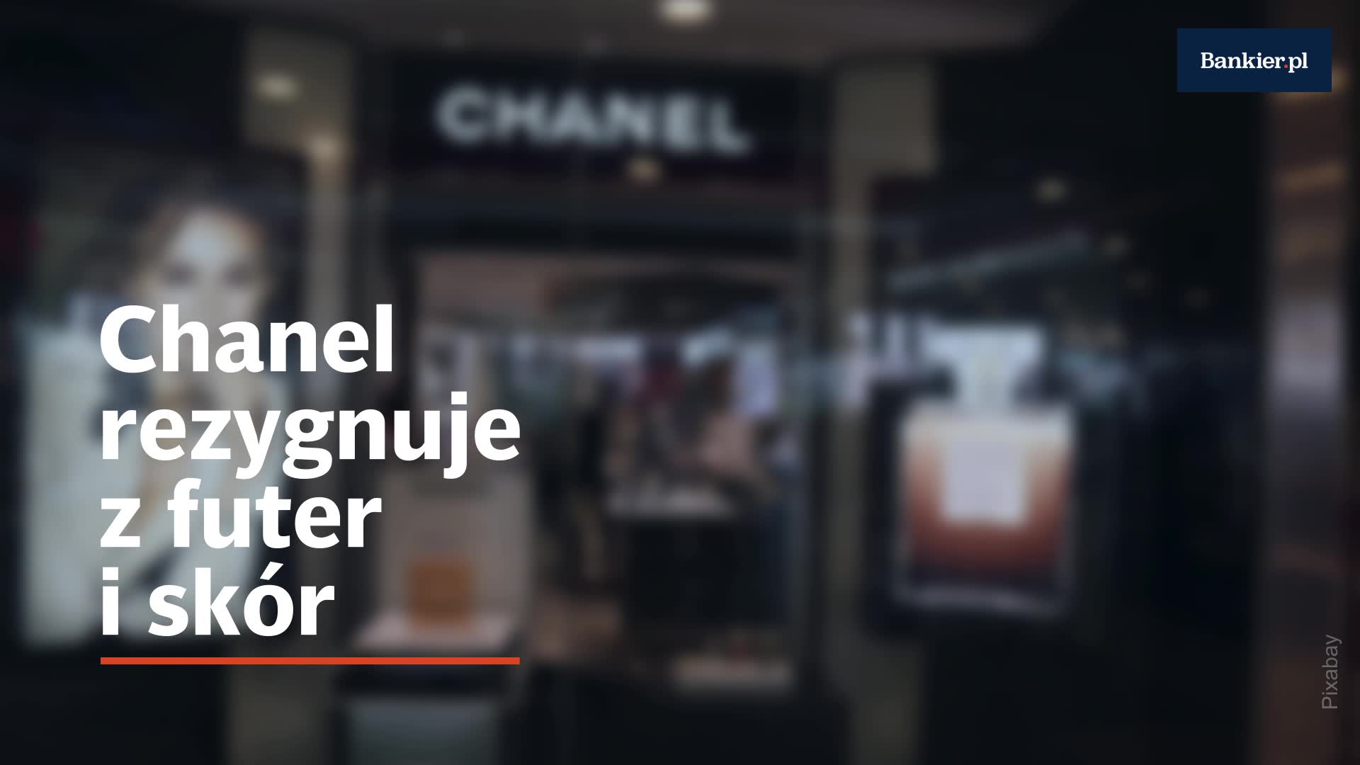 Chanel rezygnuje z futer i skór egzotycznych zwierząt