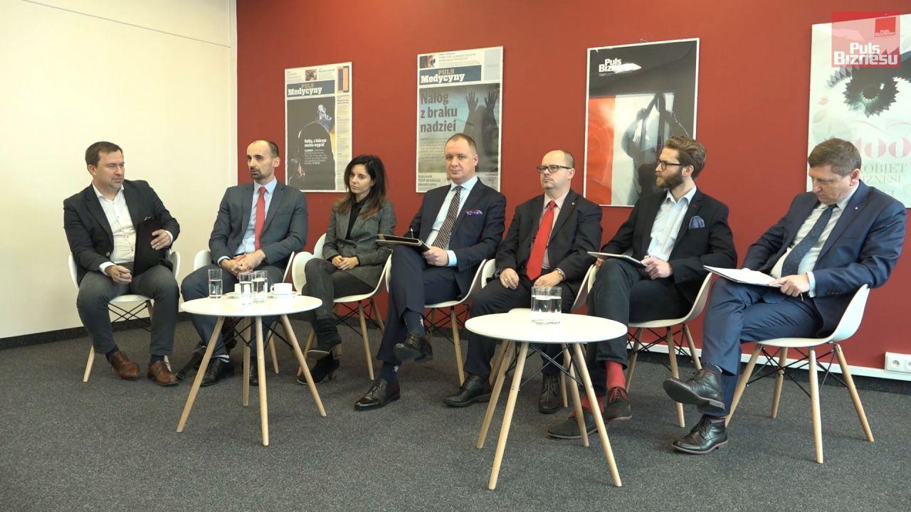 """Debata """"Pulsu Biznesu: Wyzwania przed rynkiem e-commerce"""
